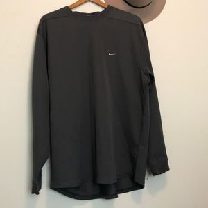 Nike Long  Sleeve Dry Weave T-shirt